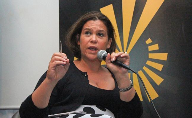 Mary Lou McDonald, una dublinesa respetable para limpiar la cara del Sinn Féin