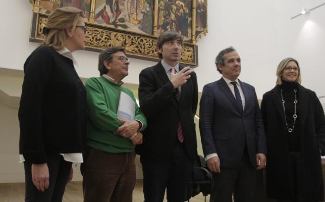 Doce de las 33 obras de la donación Arango se quedarán en Asturias tras la exposición