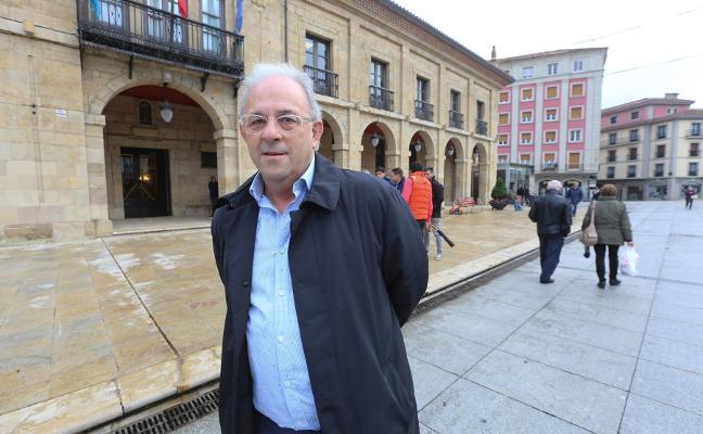 Zarracina culpa a Mercedes Fernández de la actual crisis del PP en la ciudad