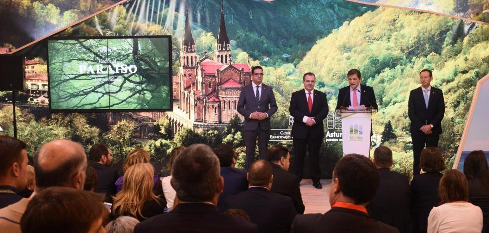 Javier Fernández: «El turismo vive una época dorada»