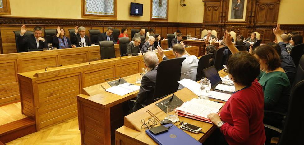 Nueve días de margen para presentar el presupuesto
