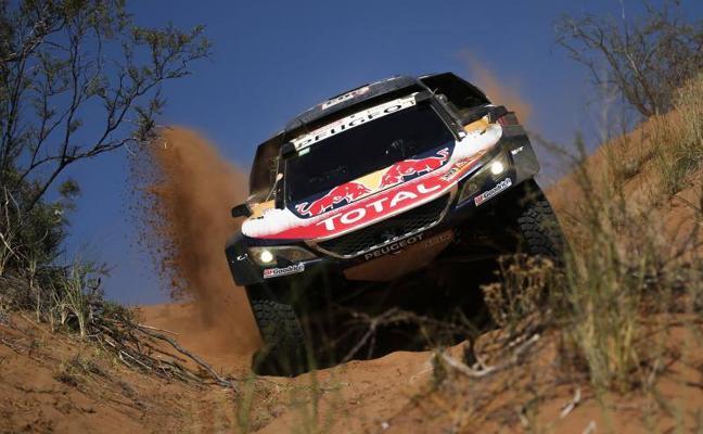El español Carlos Sainz gana el rally Dakar en autos