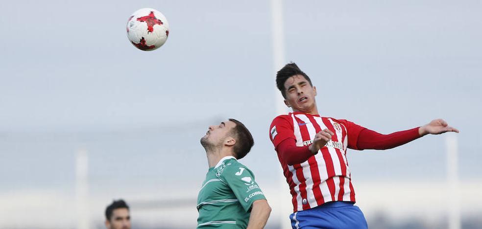Cristian Salvador descerraja un partido trabado