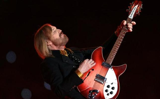 Tom Petty falleció de una sobredosis accidental al mezclar medicamentos