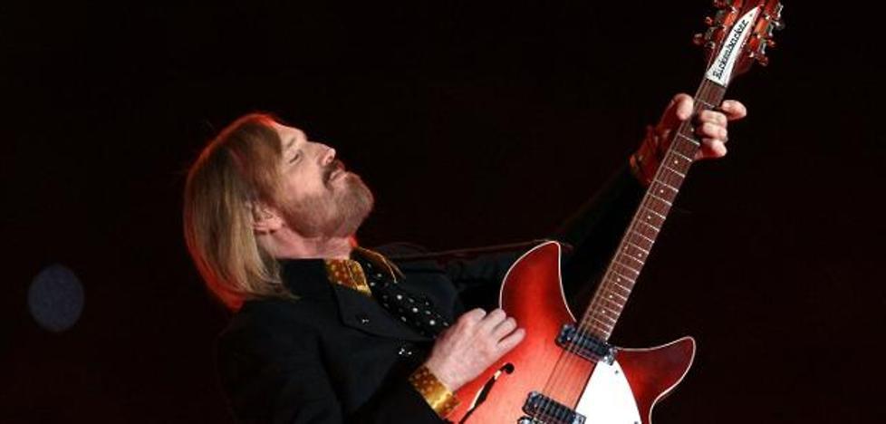 Tom Petty falleció de una sobredosis accidental al mezclar medicamentos