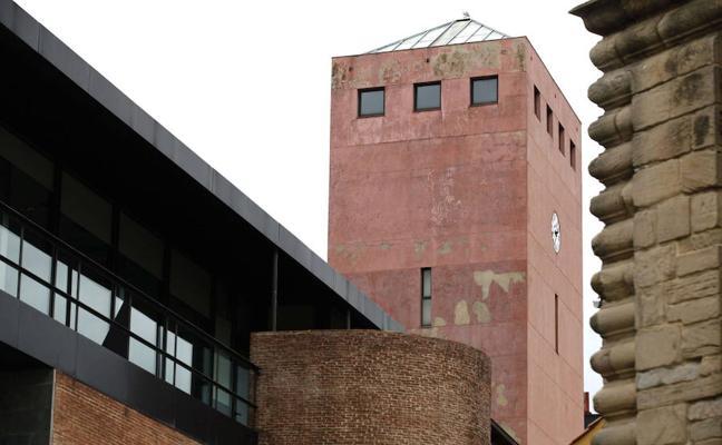 Estudio sobre el estado del edificio de la Torre del Reloj de Gijón