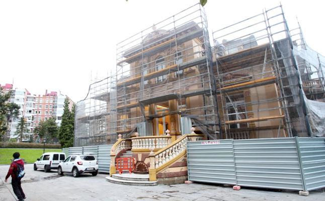 El Ayuntamiento de Oviedo encomienda un nuevo expediente de Villa Magdalena a la misma instructora
