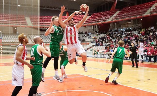 El Gijón Basket quiere retomar la senda de la victoria en León