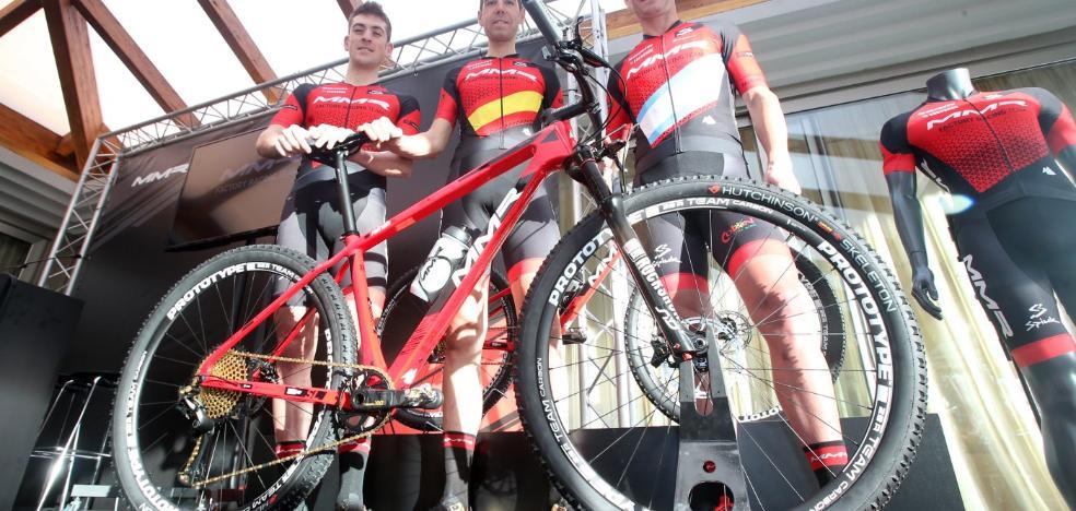 El MMR Factory Racing Team presenta a su trío de ases