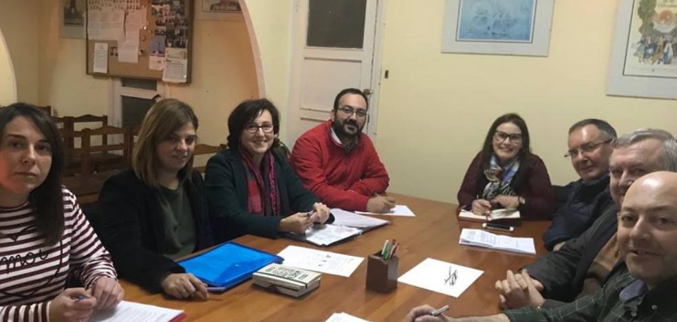 La AMPA del Rey Pelayo recabará apoyos entre partidos y consistorios