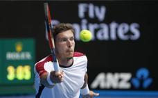 Pablo Carreño dice adiós a Australia tras perder ante el croata Cilic
