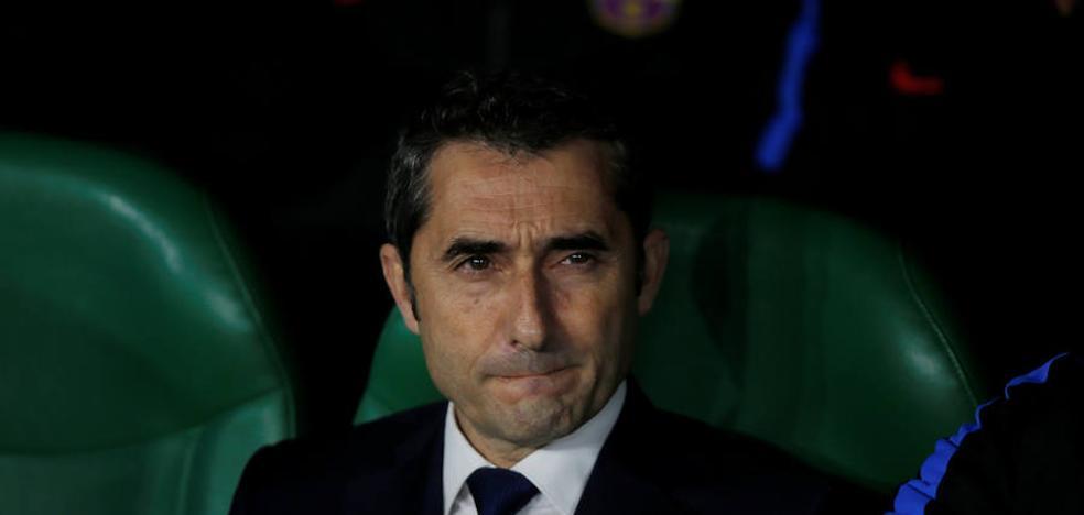 Valverde: «No podemos especular con la distancia con el resto»