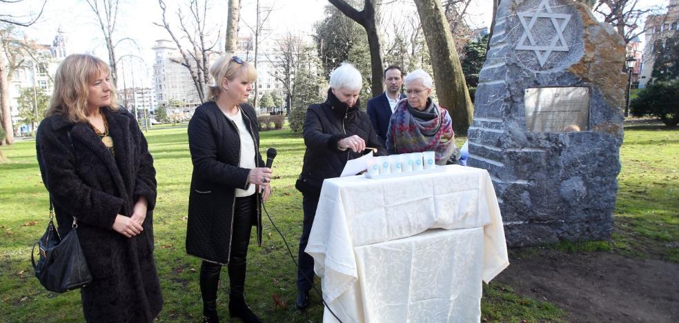 «Nuestra obligación es recordar lo que ocurrió en los campos de concentración»