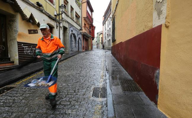 La reforma de la calle Vicaría comenzará esta semana