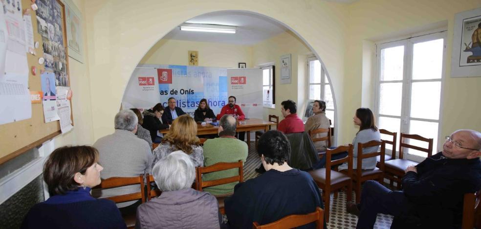 El PSOE cangués insta a Consistorio y Principado a buscar solución al instituto