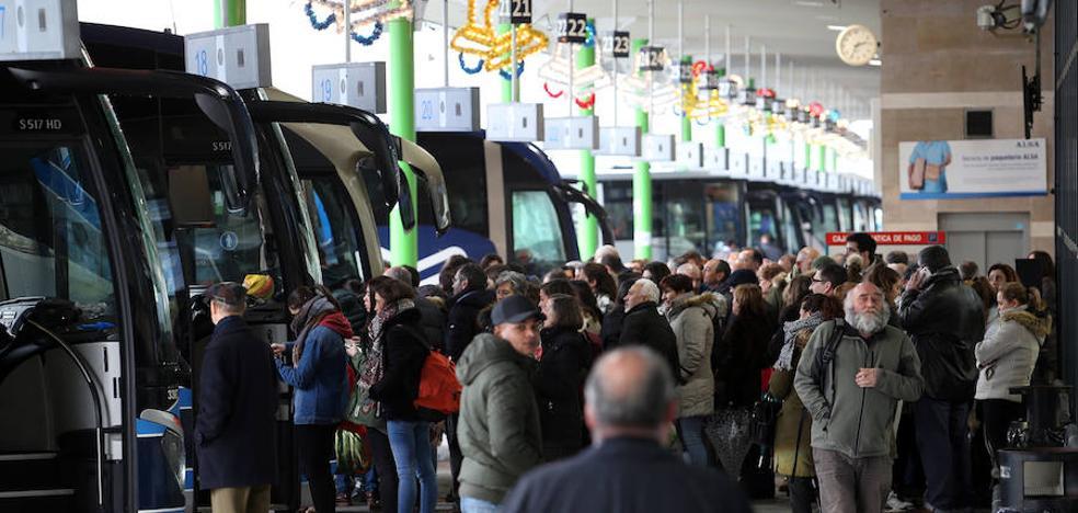 Los autobuses de ALSA no arrancarán si el conductor supera la tasa de alcohol