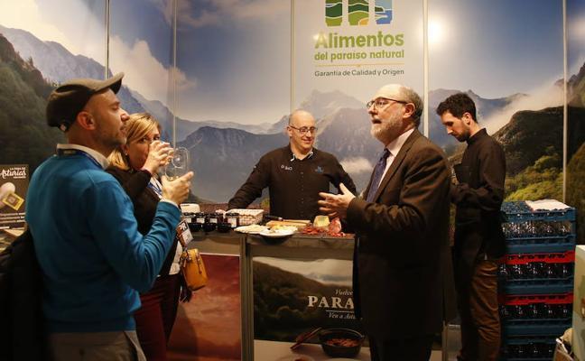 Asturias presume de gastronomía en Madrid Fusión