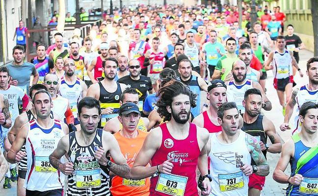 Fernando Canellada se impone en los 10 kilómetros de Las Caldas