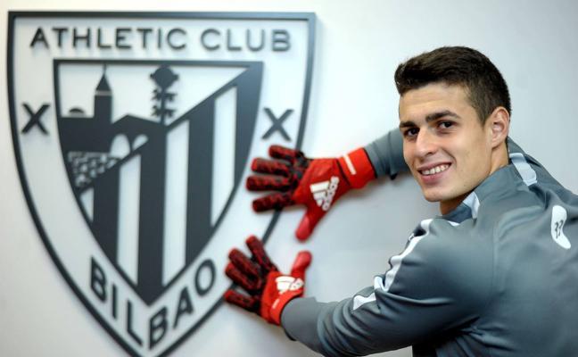 Kepa renueva con el Athletic hasta 2025
