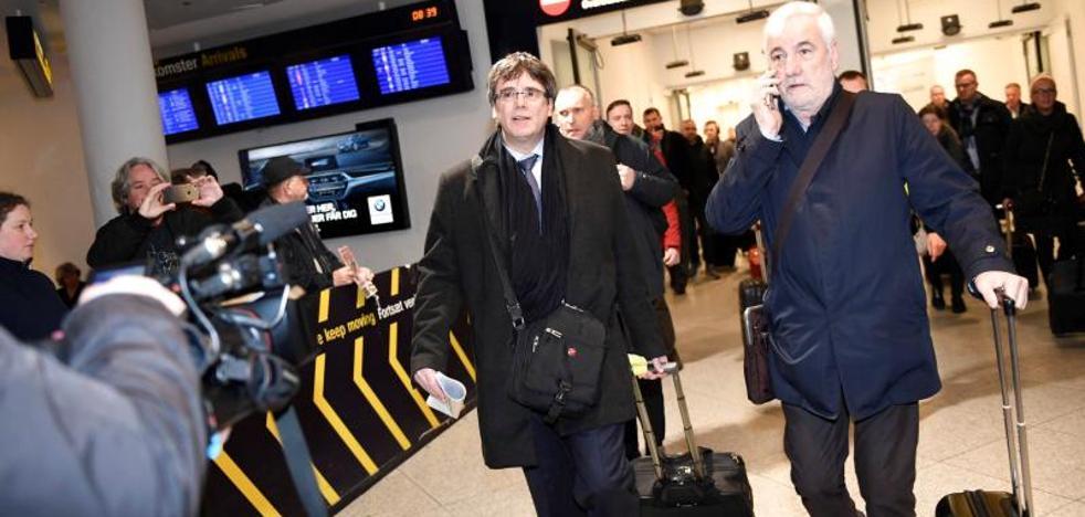 Puigdemont aplaude en Dinamarca la libertad de movimiento dentro de la UE