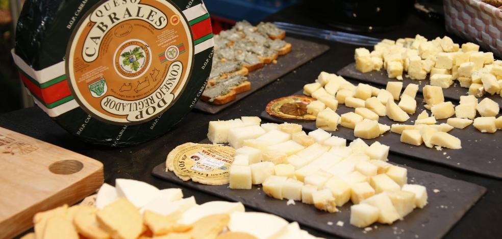 Dulces, quesos y embutidos, en Madrid Fusión 2018
