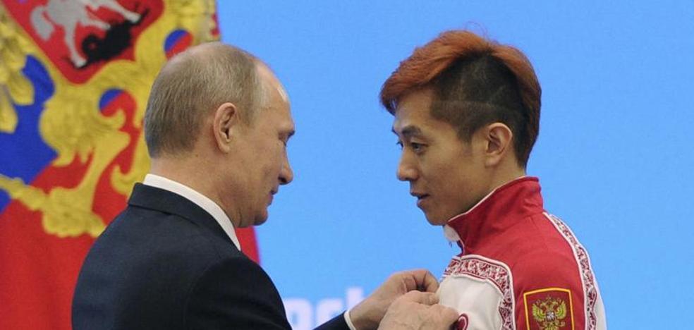 El COI prohíbe a varios campeones olímpicos rusos disputar los Juegos