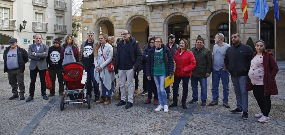 Los antidesahucios alertan de desalojos en Gijón por los retrasos en las ayudas al alquiler