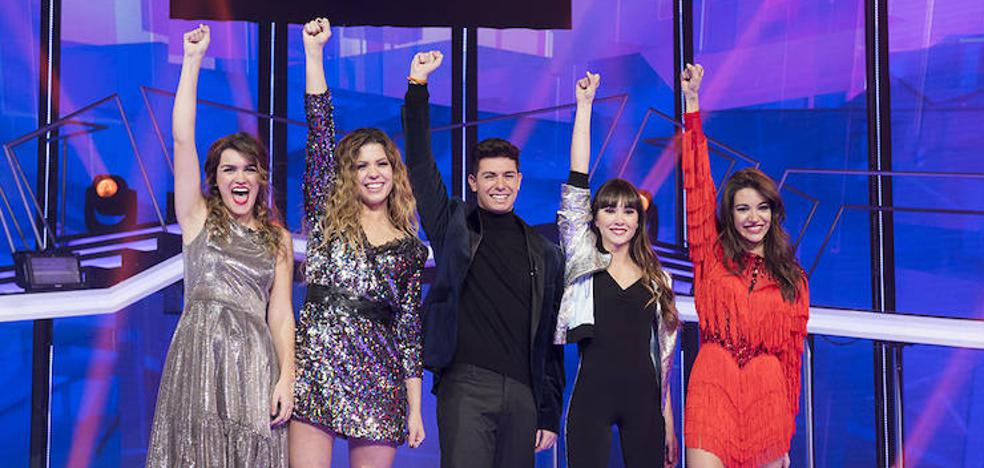 Eurovisión 2018: estos son los temas que podrían representar a España