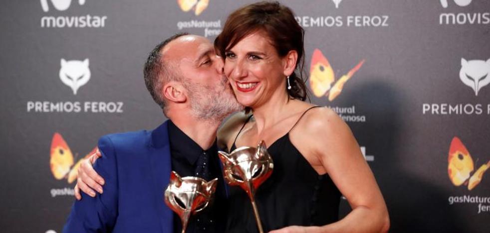 El asturiano Javier Gutiérrez hace doblete en los Premios Feroz