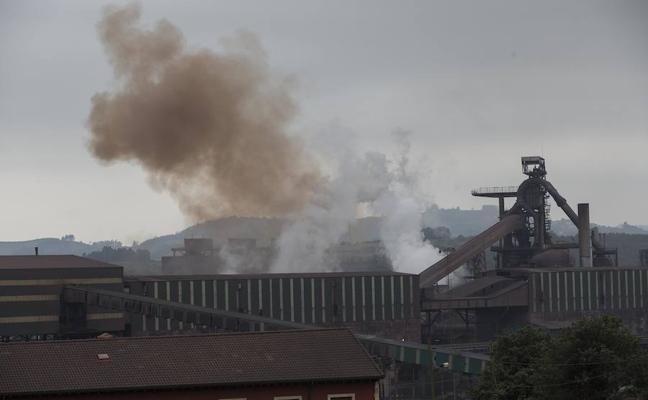 La alta contaminación en la zona oeste de Gijón llega al Congreso de los Diputados