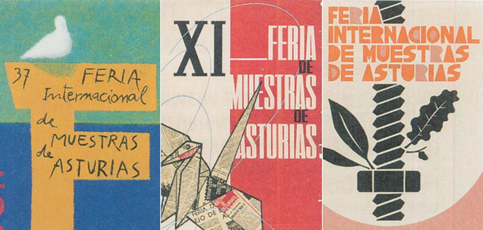 El rumbo de la Feria de Muestras de Gijón, en imágenes