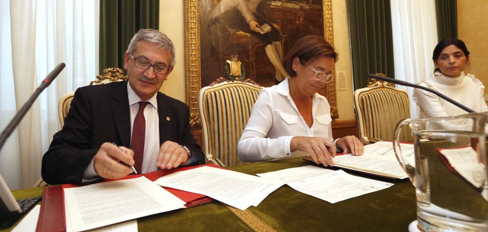Couto juzga «un agravio irreparable» que Gijón se quede sin el grado de Deporte