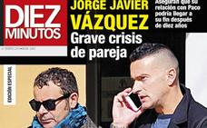 La grave crisis de pareja de Jorge Javier Vázquez