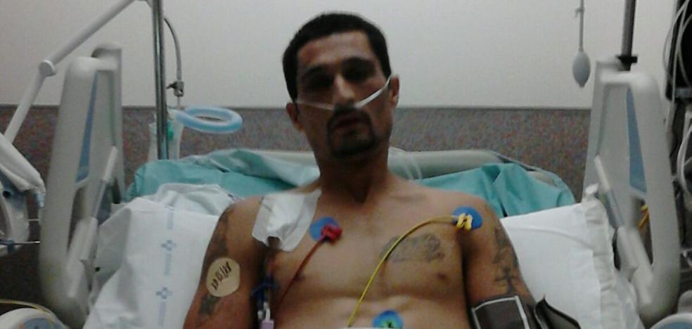El preso 'resucitado' solicita el alta para regresar a la cárcel de Asturias