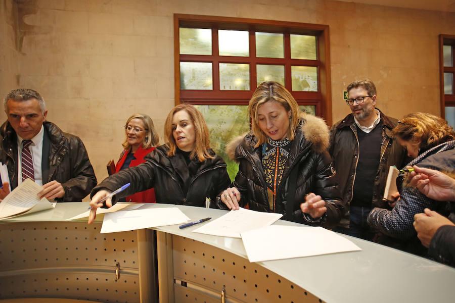 Jornadas sobre contratación pública en Gijón