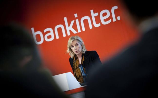 Bankinter registró un beneficio del 1% más en 2017 respecto a 2016