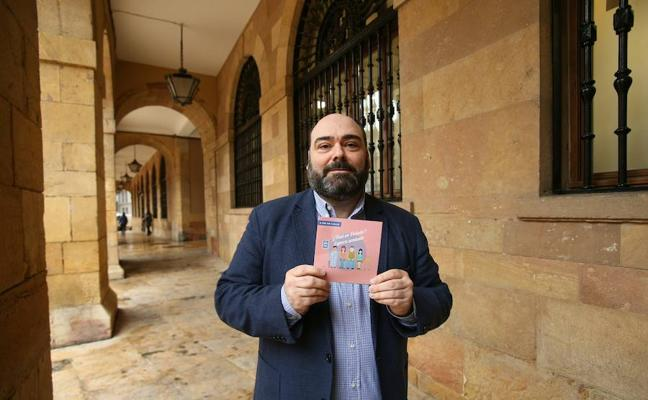 El PP distribuirá 40.000 folletos en Oviedo contra la parada semanal de los taxis