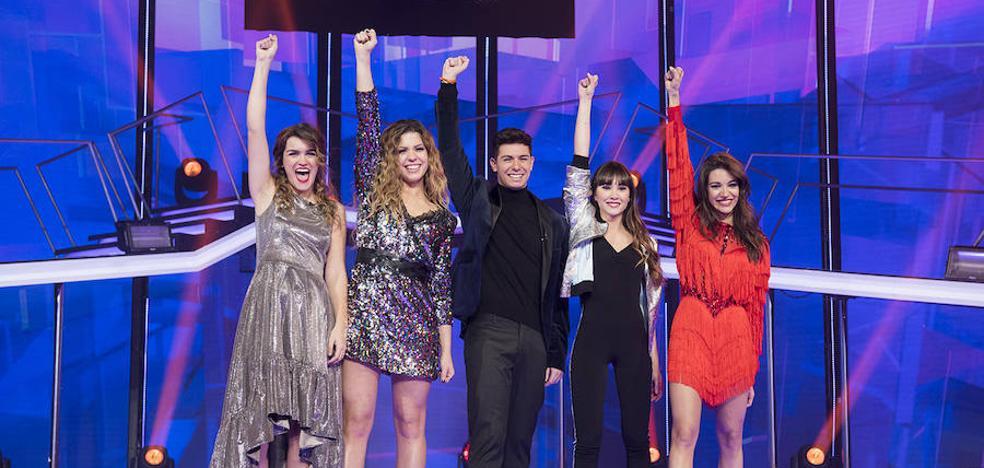 ENCUESTA: ¿Qué canción de 'Operación Triunfo' debería representar a España en Eurovisión?