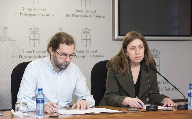 Podemos pide a Javier Fernández que informe de los «avances conseguidos personalmente» en la crisis de Duro Felguera