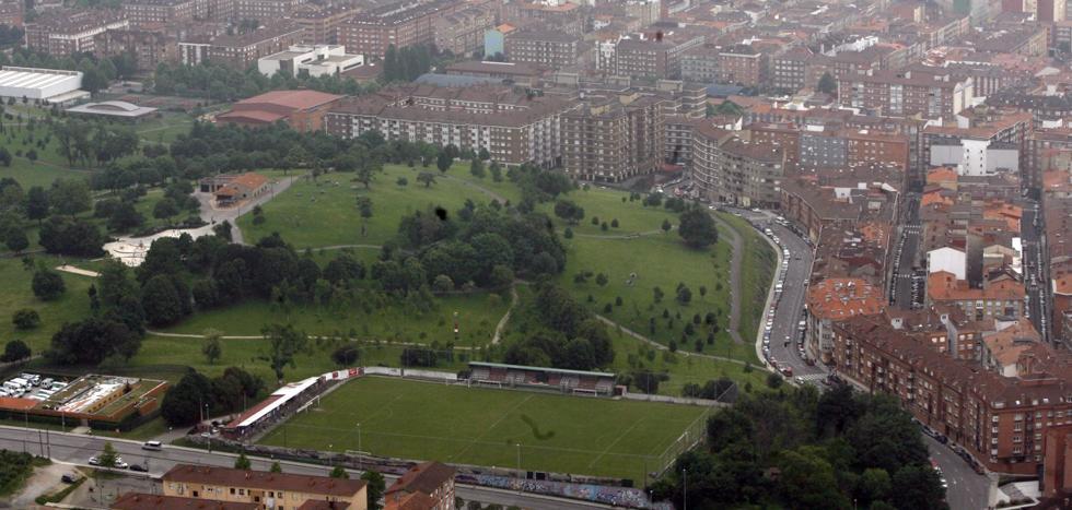 El fútbol femenino de Gijón tendrá su primer campo junto a La Cruz de Ceares