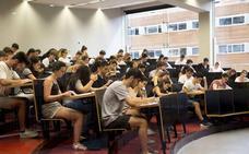 La nota de la prueba de acceso a la Universidad tendrá «validez indefinida»