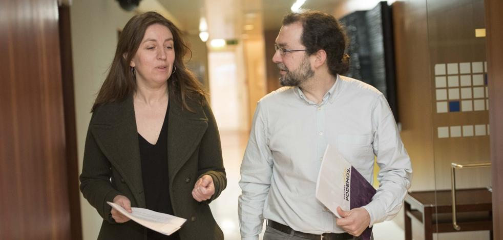 Podemos Asturias hará ajustes en su grupo en la Junta y los críticos temen ser relegados
