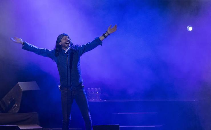 Las imágenes del concierto de El Arrebato en Gijón