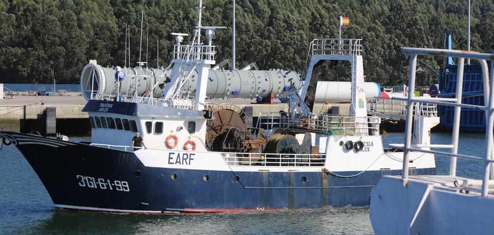 La flota asturiana sostiene que en los últimos tres años perdió un 60% de la cuota