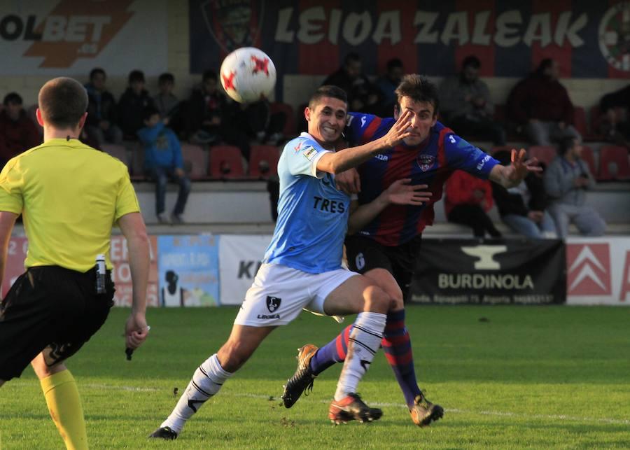 Leioa 1 - 0 Lealtad, en imágenes