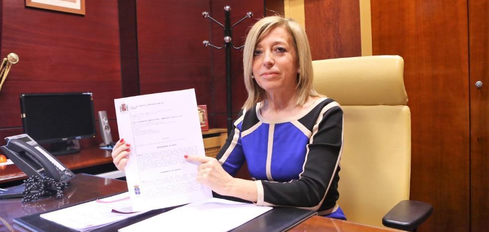 El juez archiva la causa por supuesta prevaricación contra Amparo Antuña