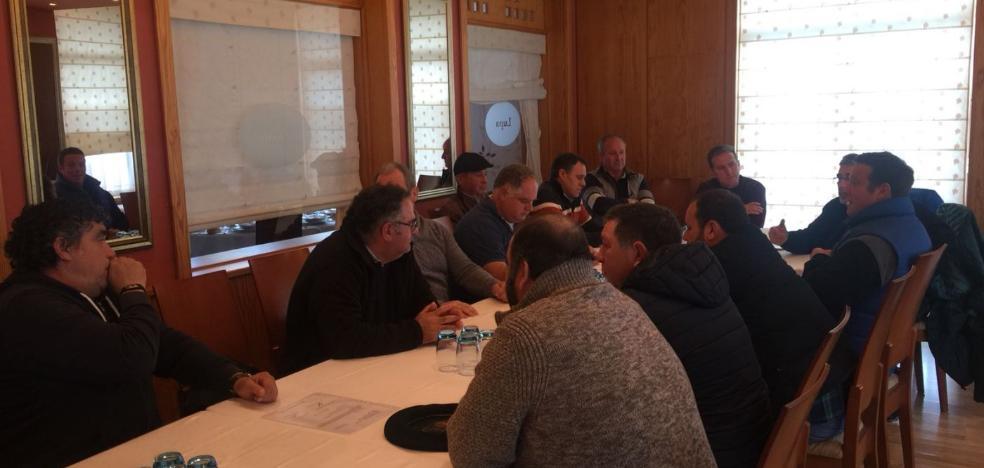 La flota asturiana pide ayudas europeas ante la pérdida de cuota de merluza