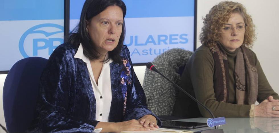 PP y Foro acusan a PSOE, Podemos, IU y Ciudadanos de atacar al carbón y las térmicas