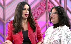 Sonia Monroy lleva a su hermana a 'Cámbiame' y acaban discutiendo