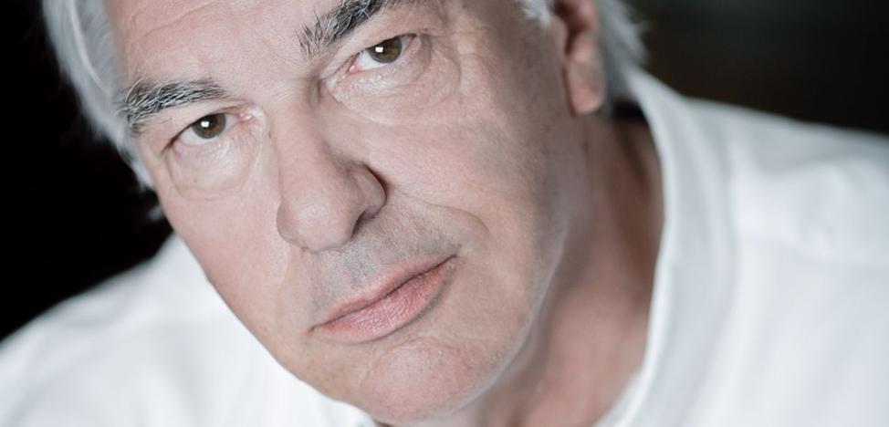 Didier Decoin, literatura viva para los cinco sentidos